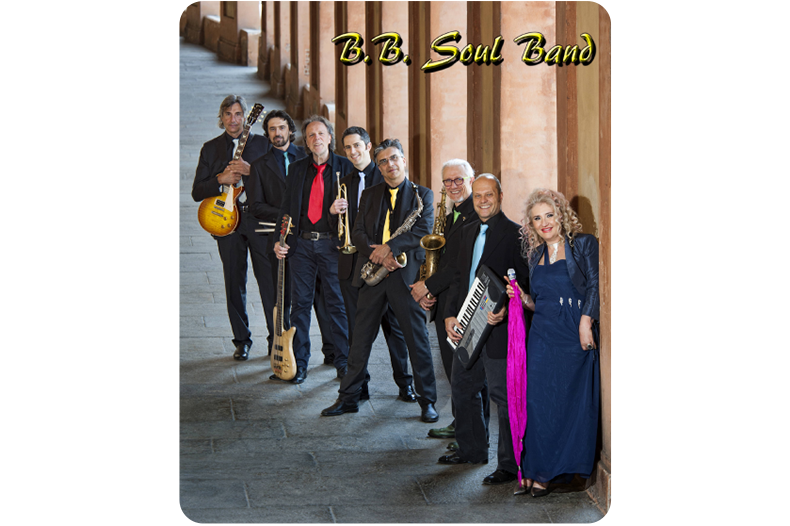 Valeria Burzi BB Soul Band
